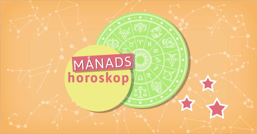 Hur blir september 2021 för ditt stjärntecken? FRIDAs astrolog har svaret!