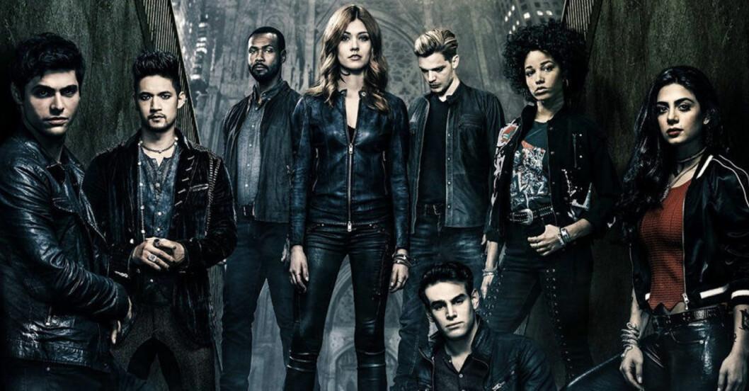 Tv-serien Shadowhunters kan du se på Netflix.