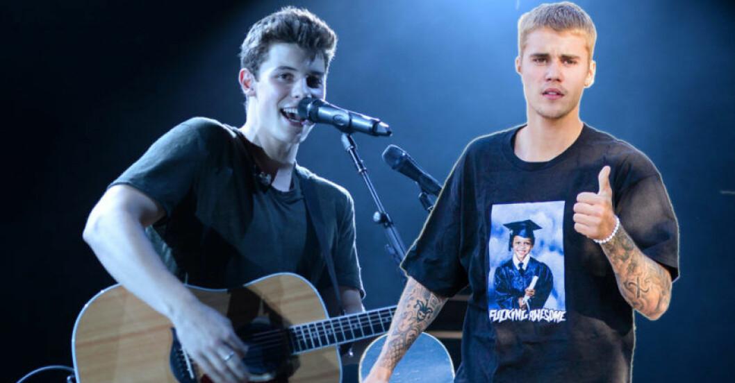 shawn-mendes-Justin-Bieber
