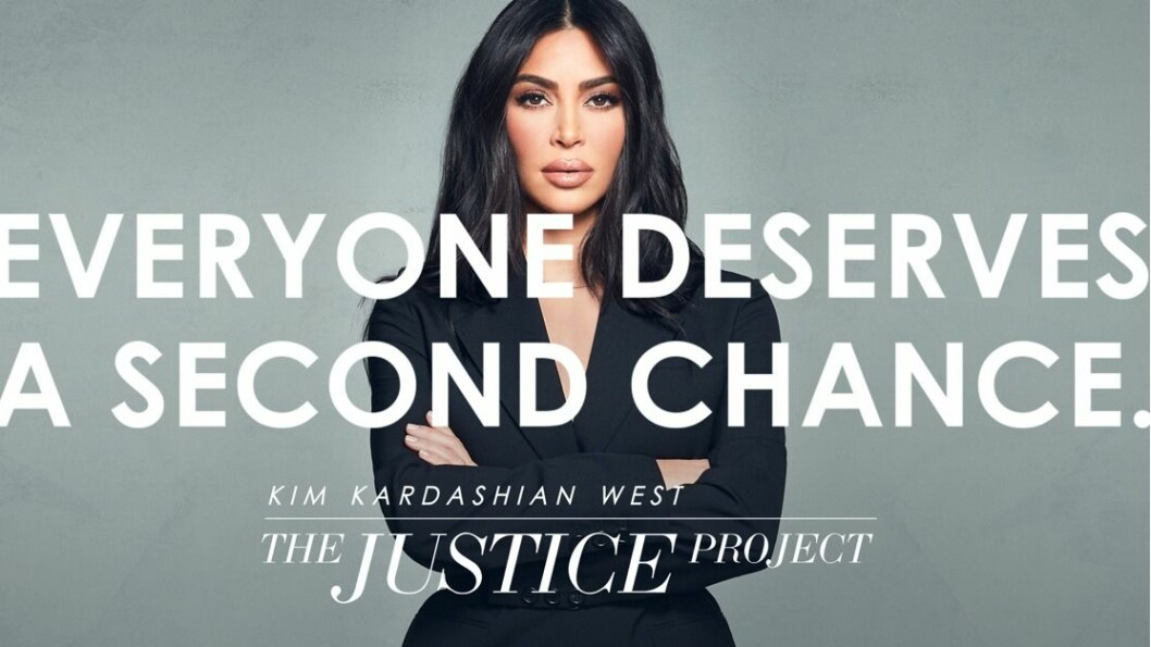 Kim Kardashian West The Justice Project