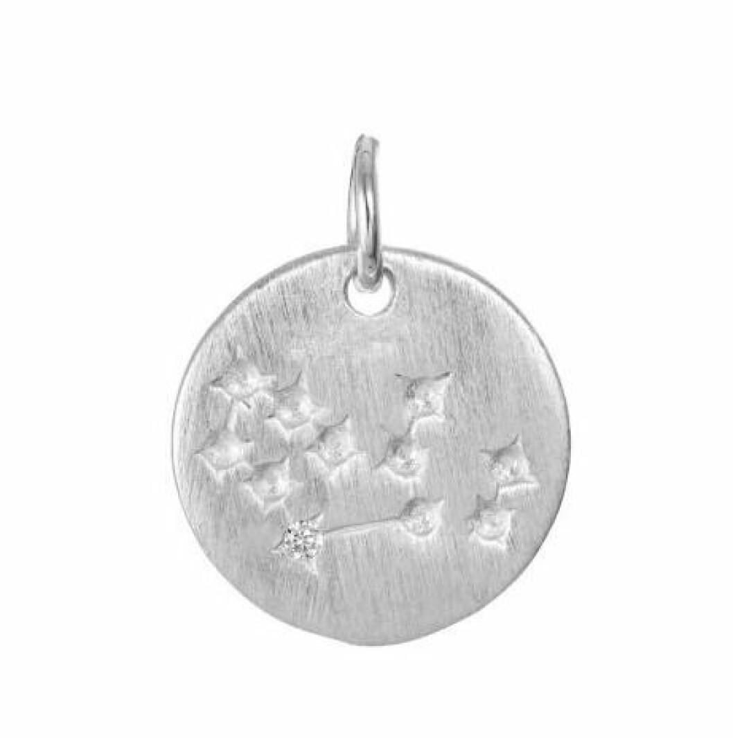 Smycke med stjärntecken jungfrun
