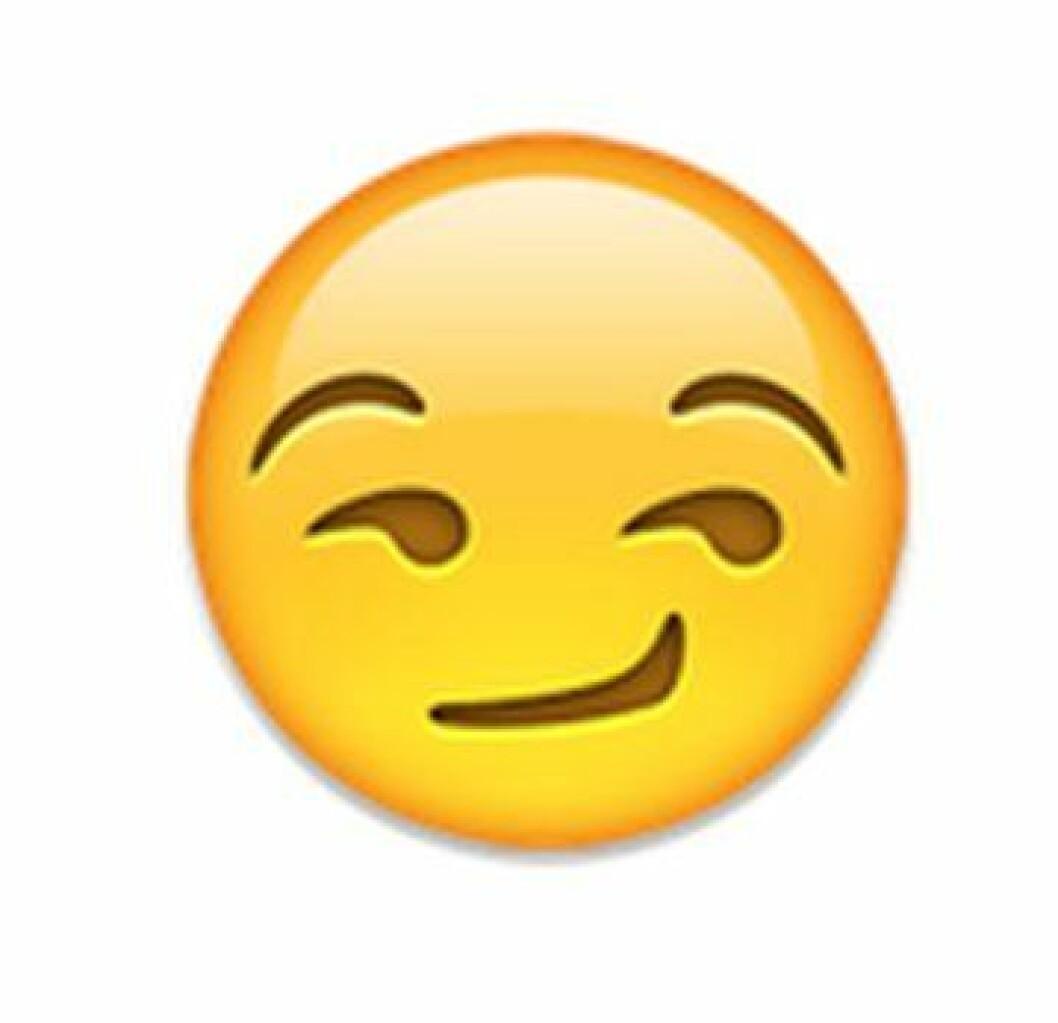 vad betyder flirt emoji snapchat