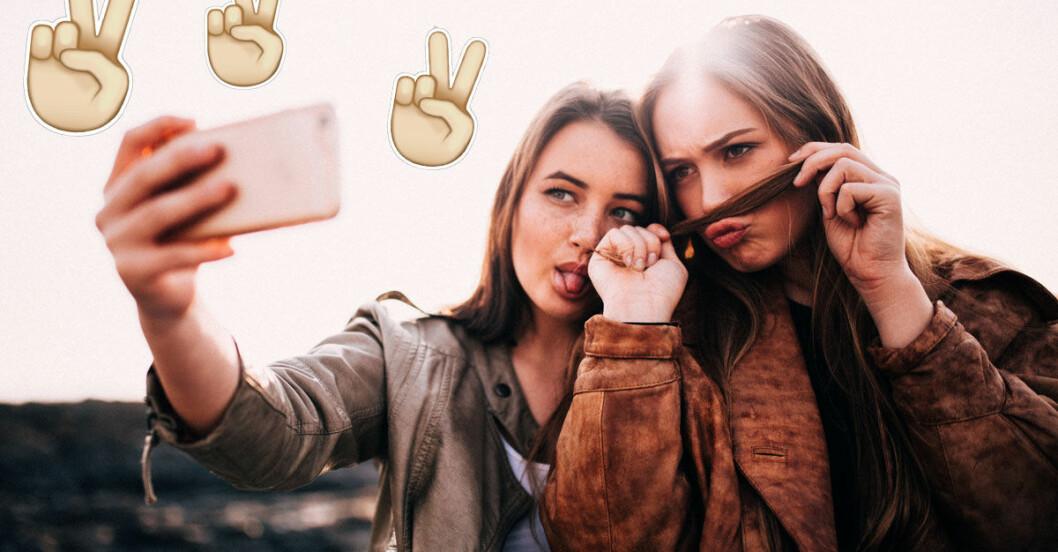 Snapchat-grupper