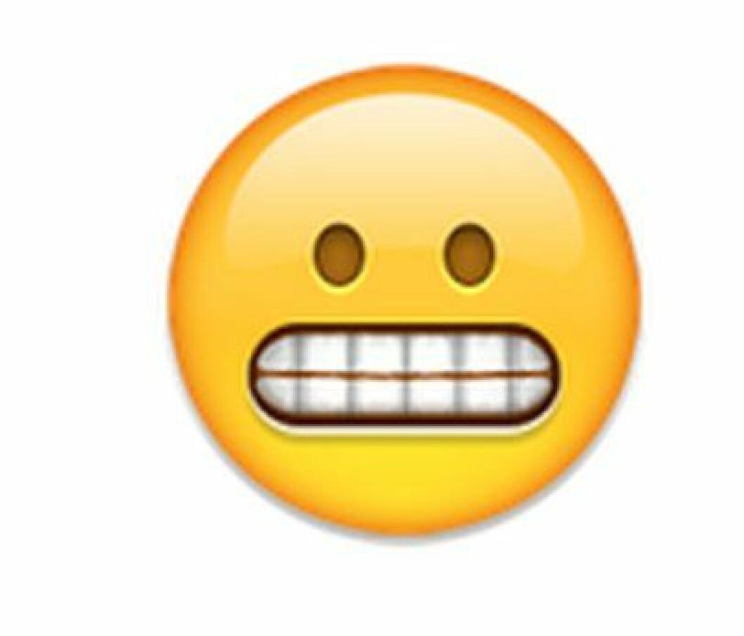 snapchat leende emoji