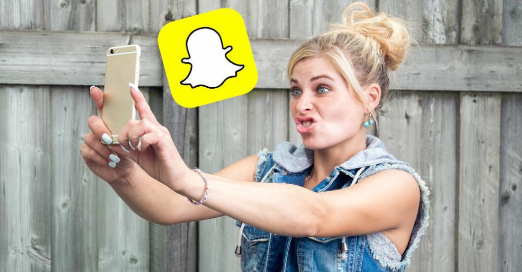 Snapchat-nere