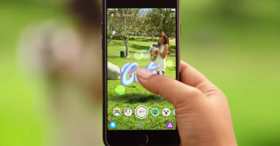 Snapchat-ny-funktion
