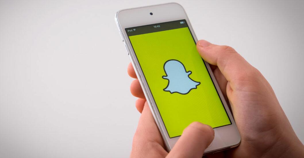 Snapchat-nytt-utseende