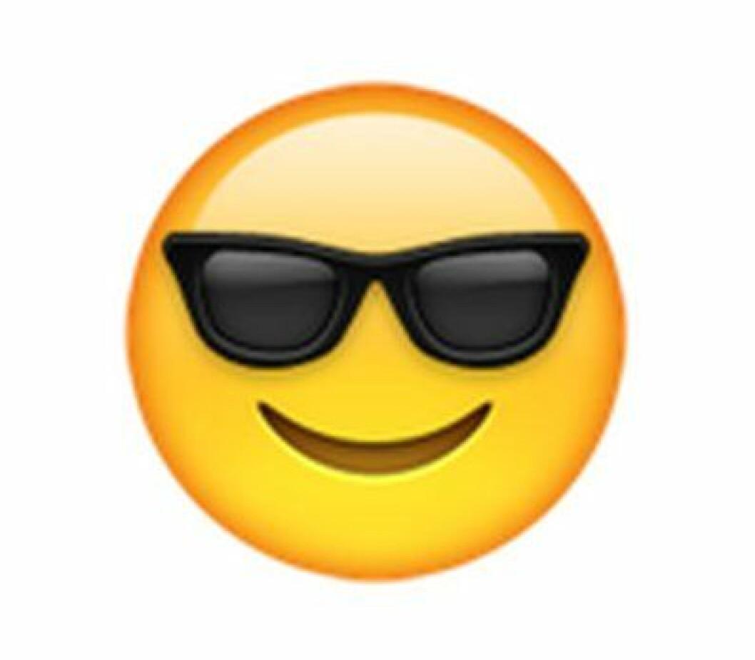 vad betyder solglasögon snapchat