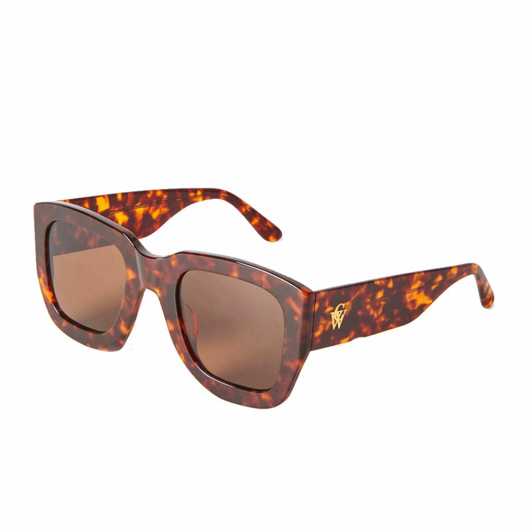 Leopardmönstrade solglasögon från Carin Wester