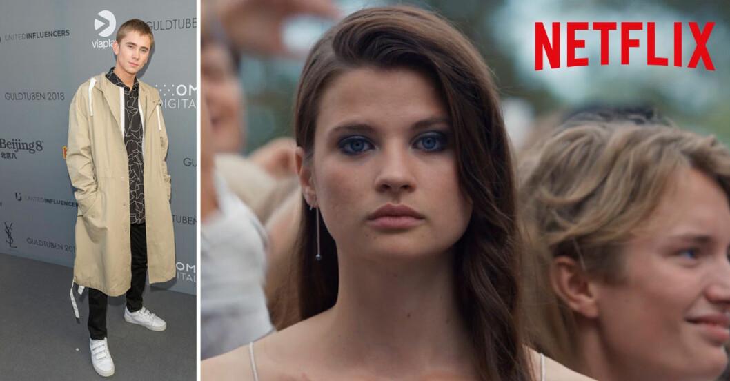 Störst av allt på Netflix, premiären skådespelarna och trailer