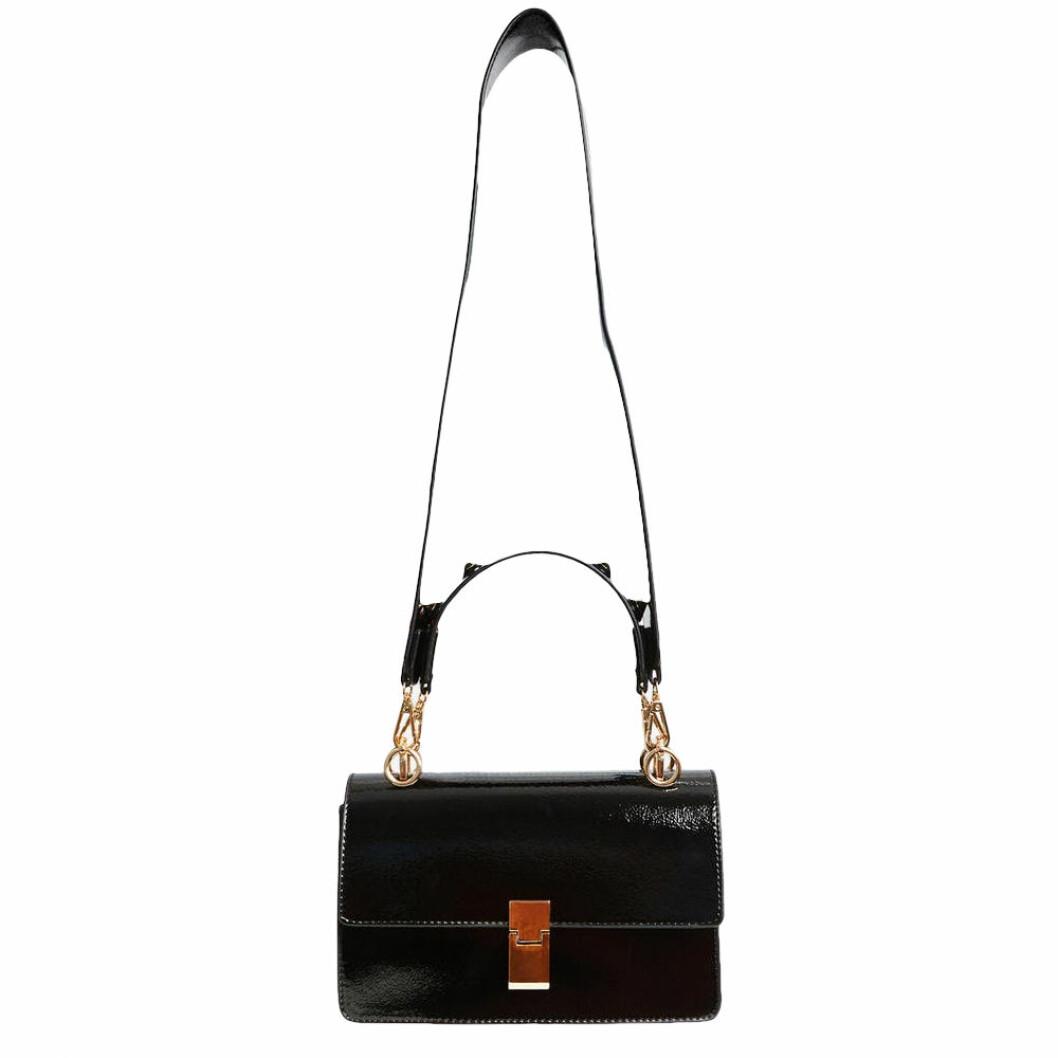 Svart handväska