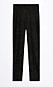 Svarta glittriga leggings från Gina tricot