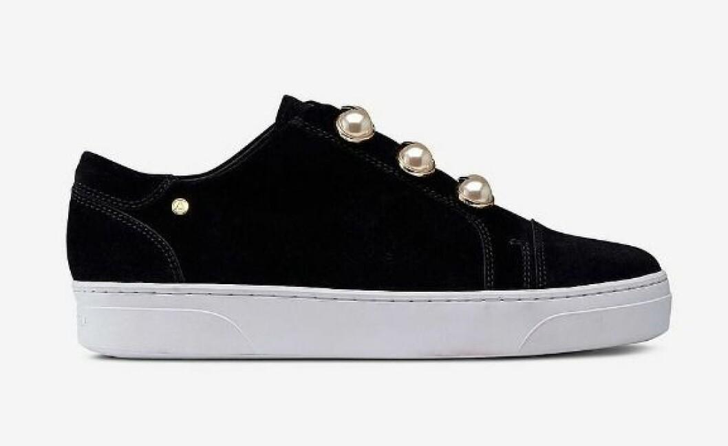 Svarta sneakers till hösten 2018