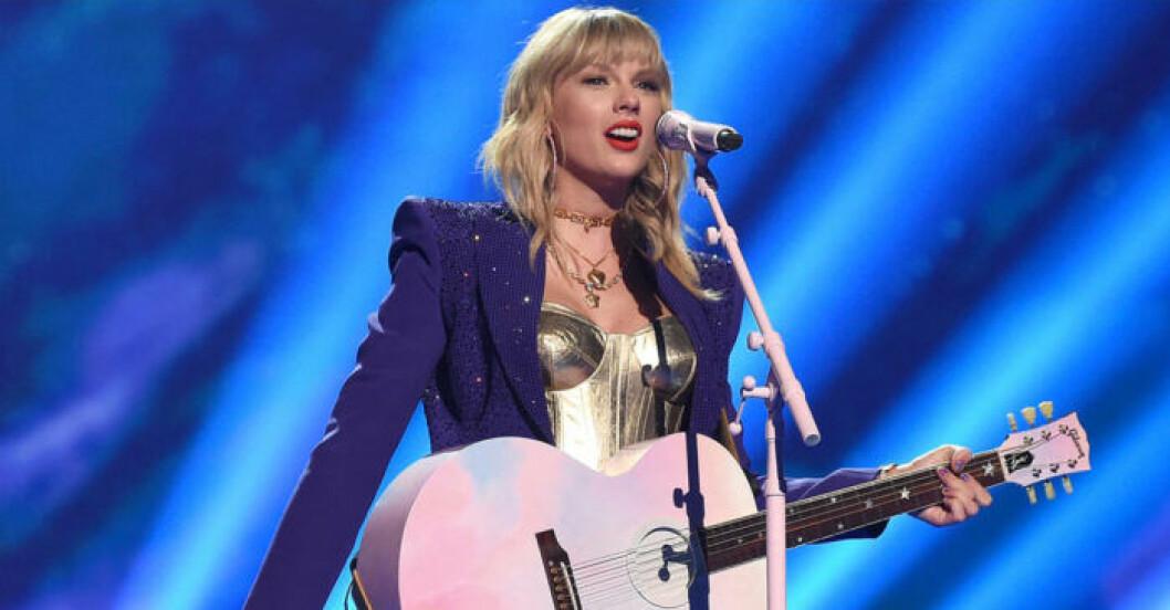 Taylor Swift på scen