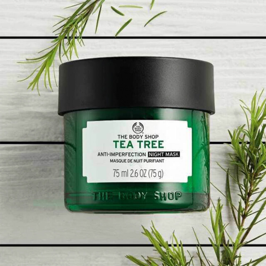 Tea Tree ansiktsmask