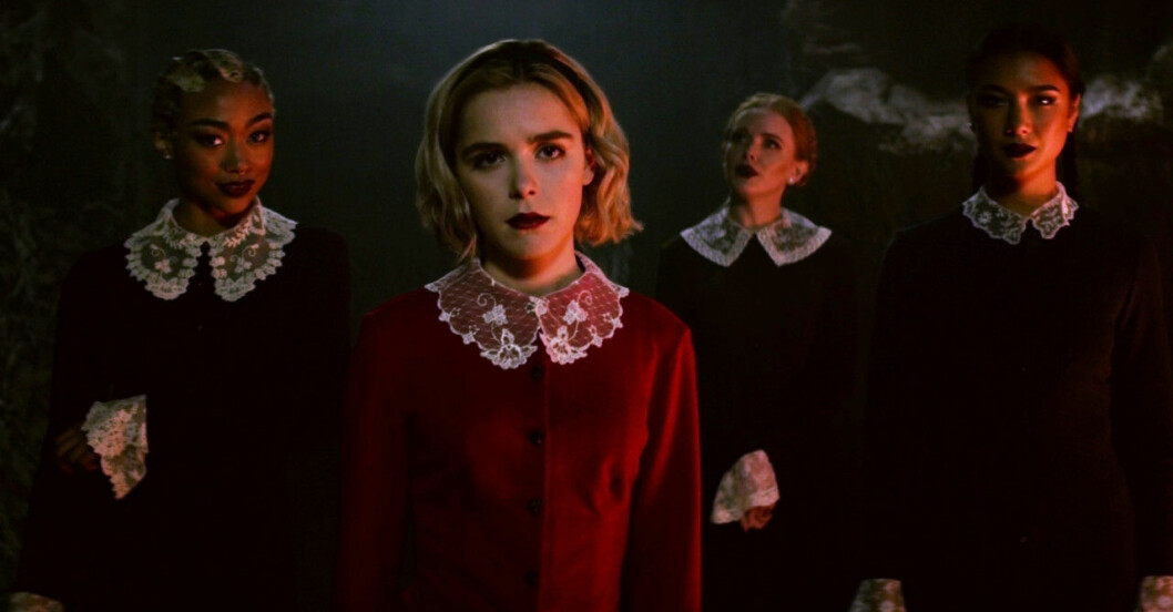 The-chilling-adventures-of-Sabrina-sasong-2-netflix