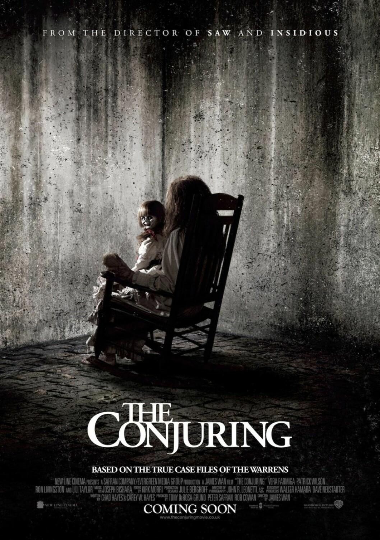 Filmen The Conjuring är baserad på verkliga händelser.
