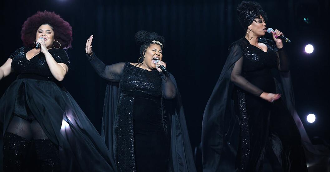 The Mamas är en av finalisterna i Melodifestivalen 2020