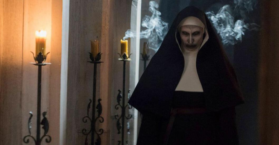 The-Nun-Halloween