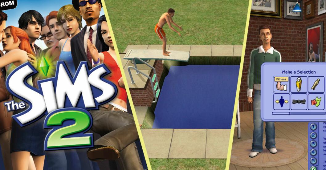14 saker du minns om du spelade The Sims på 00-talet
