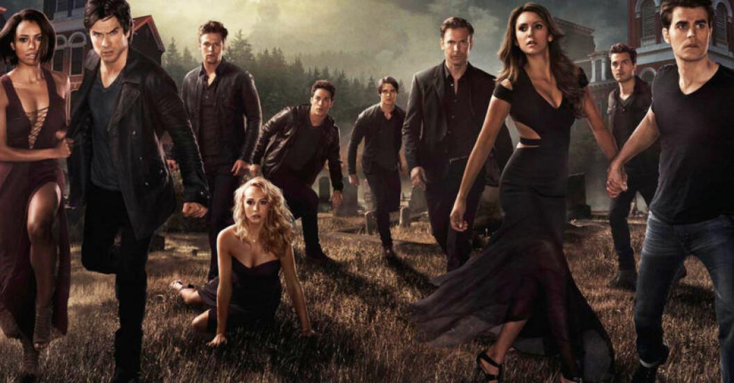 the vampire diaries säsong 8