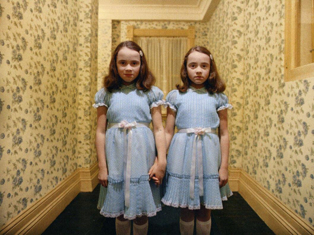 The shining tvillingarna