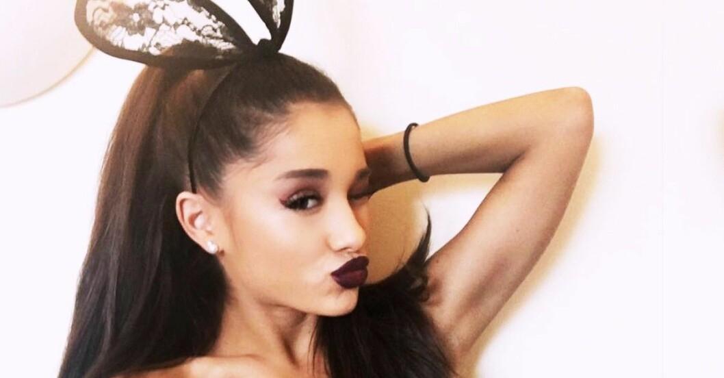 Ariana Grande stil