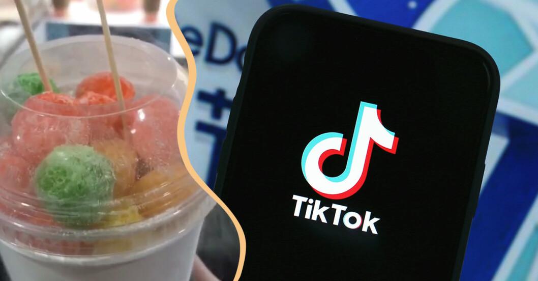 Läkarna varnar för TikTok-trenden Dragon's Breath