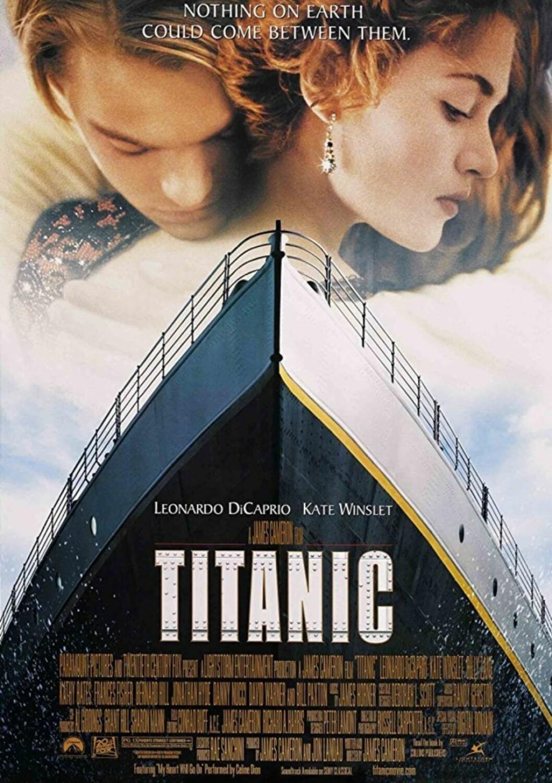 Filmen Titanic är baserad på verkliga händelser.