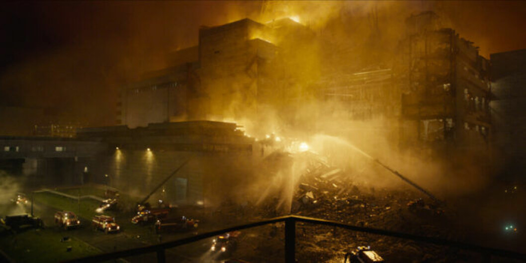 Drama-serie om Tjernobyl, Chernobyl, på HBO.