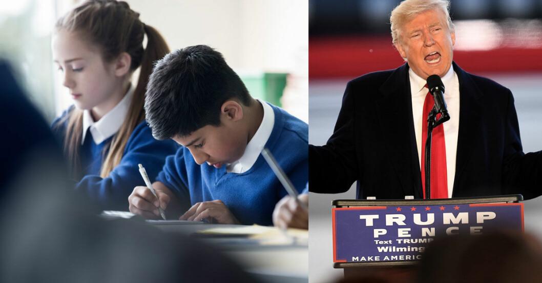 Trump-Skolan