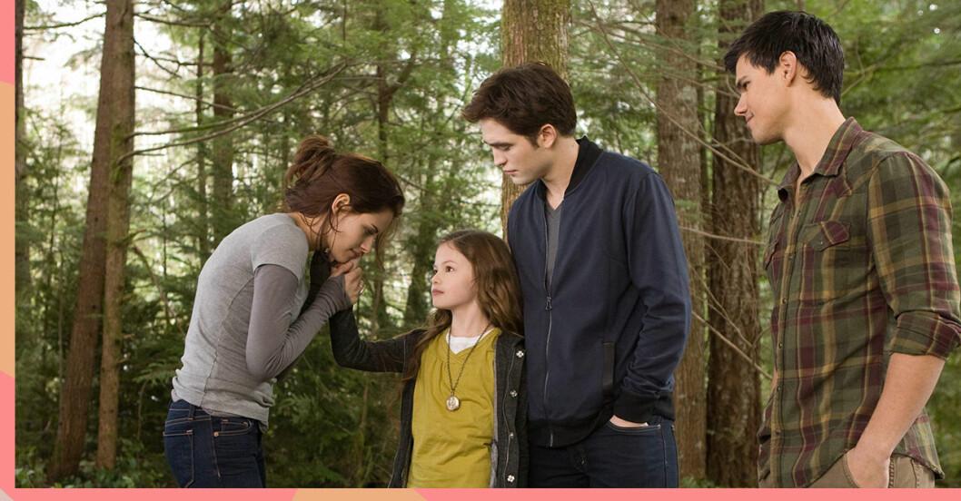 Bella och Edwards dotter – så ser Renesmee från Twilight ut idag