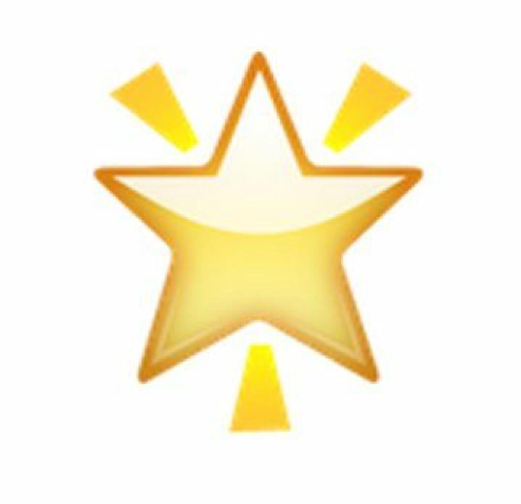 stjärna snapchat betyder