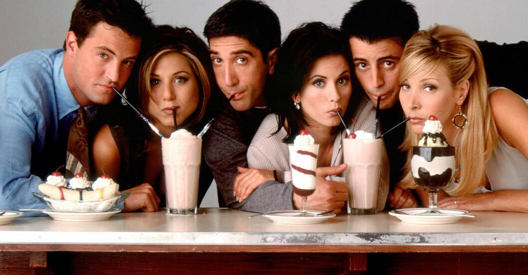 Quiz: Vad kan du om Vänner