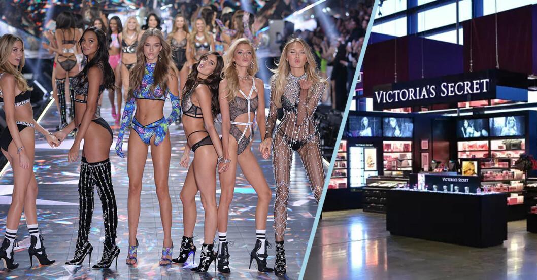 Modeshowen och VS butik