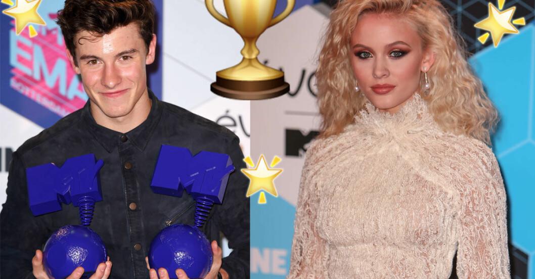 Vinnare-MTV-EMA-2016