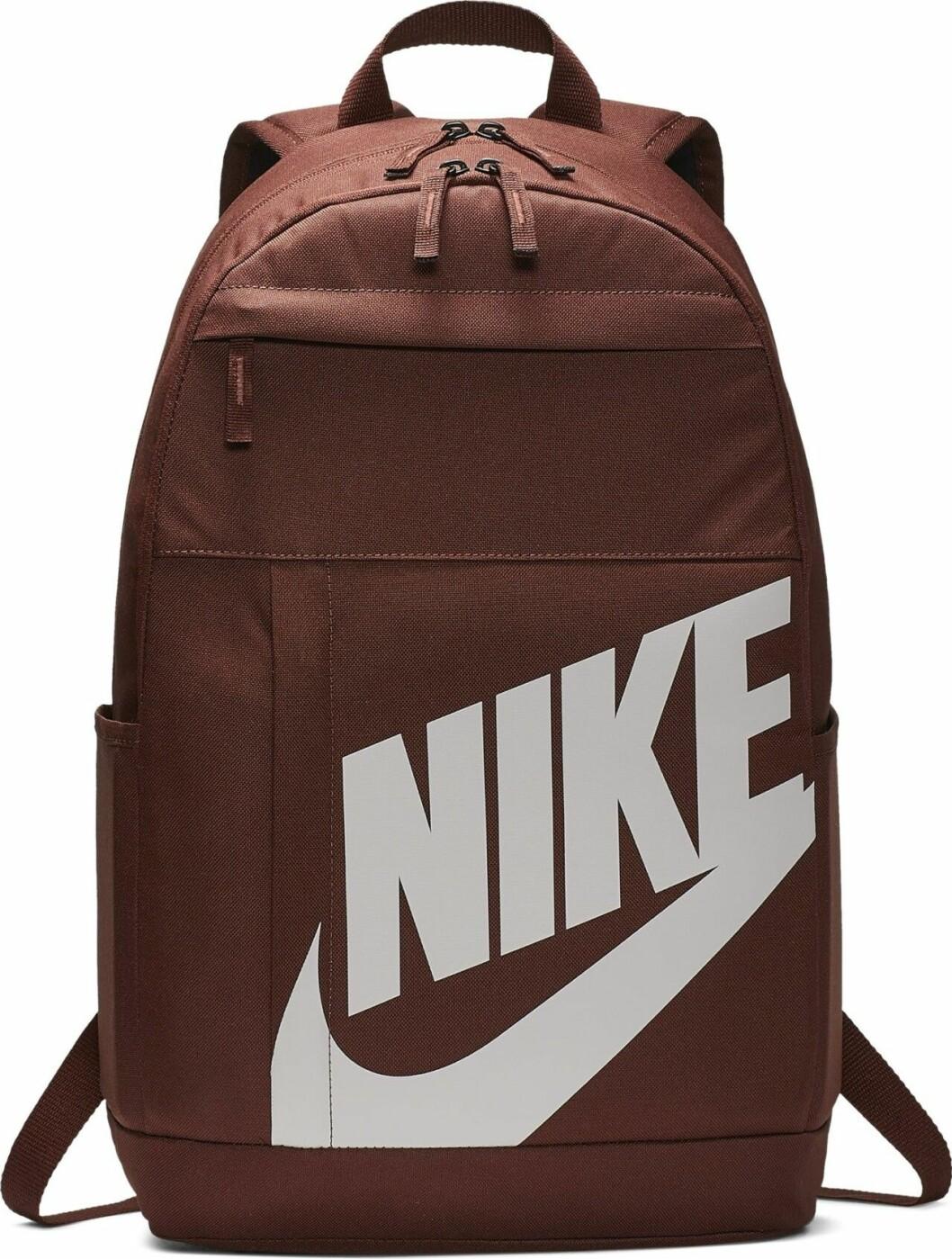Roströd ryggsäck från Nike