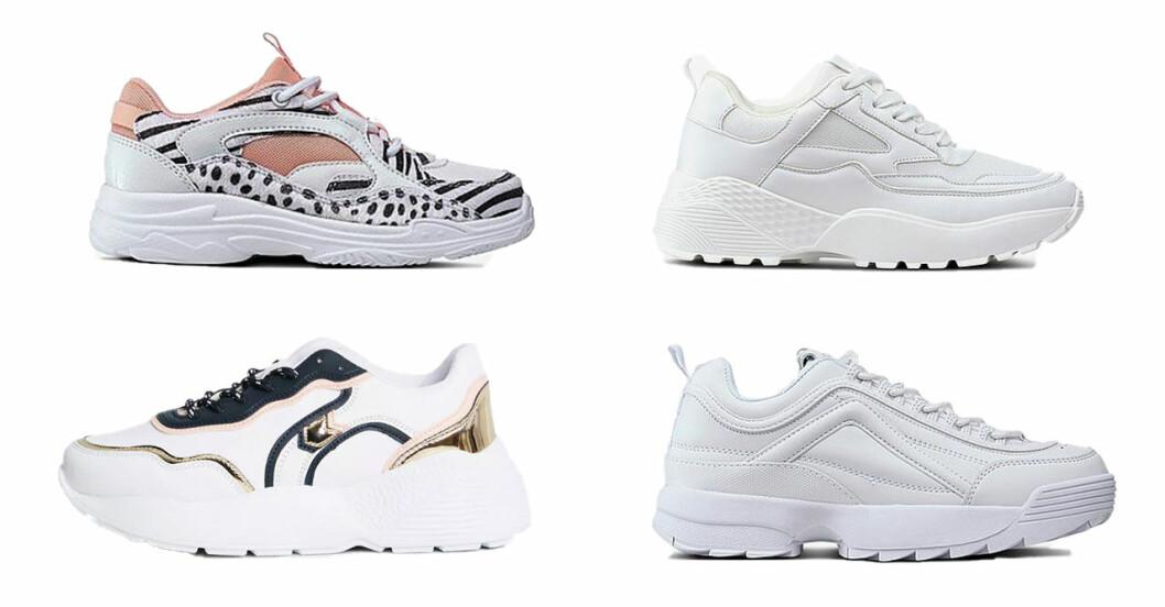 Vita chunky sneakers