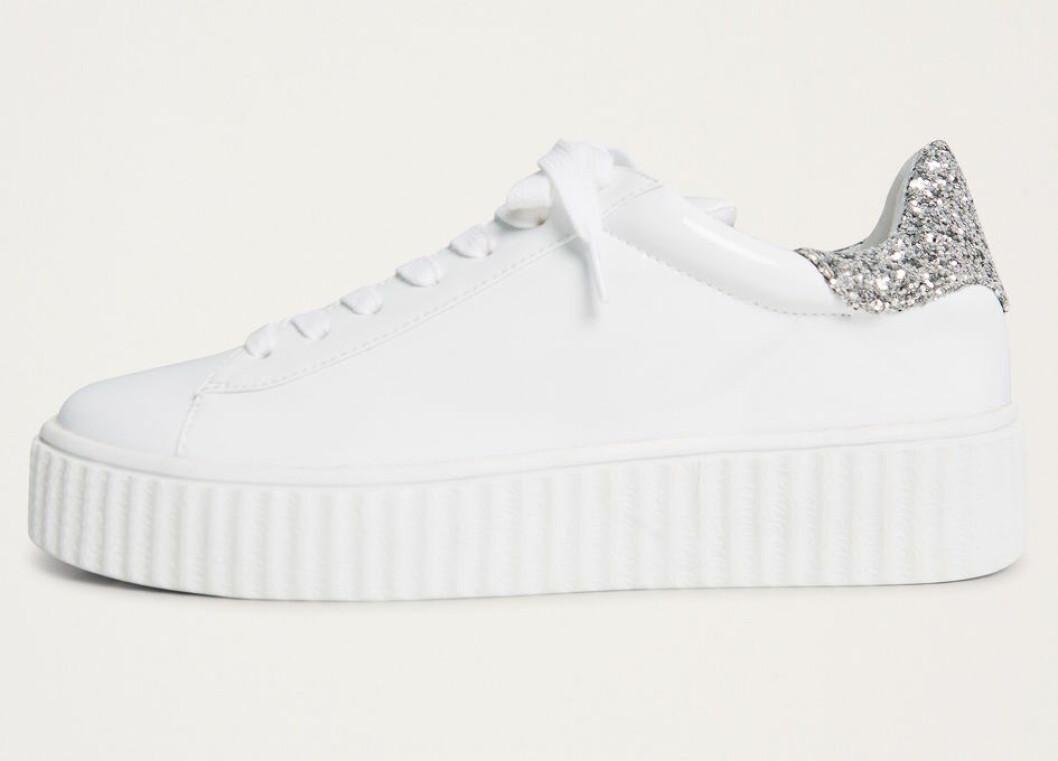Vita sneakers till hösten 2018