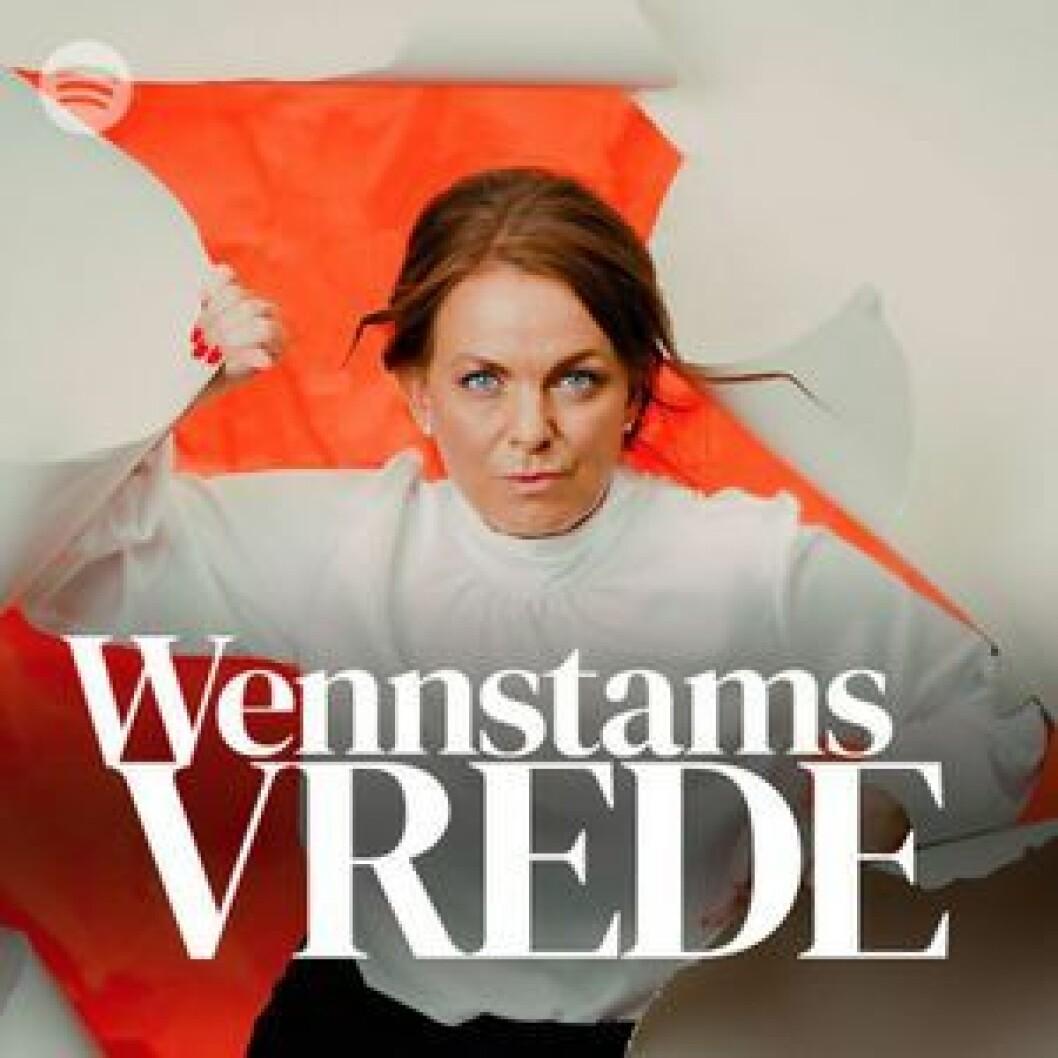 Katarina Wennstam är arg