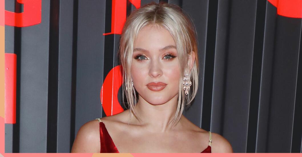 Zara Larssons möte med nya kärleken Lamin - under relationen med exet Brian