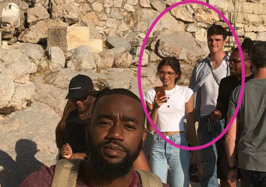 Är Zendaya och Jacob ihop?
